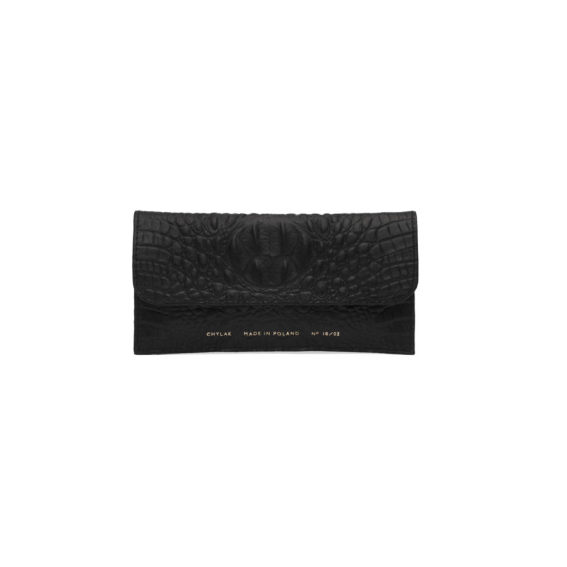 "Wallet ""crocodile"""