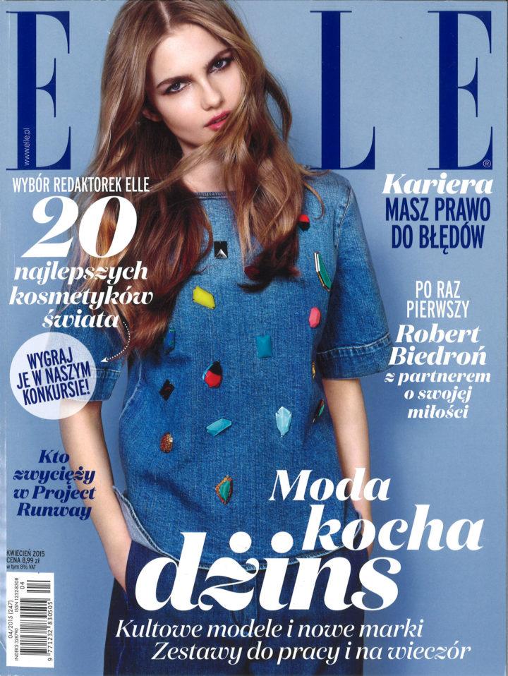 Elle Kwiecień 2015