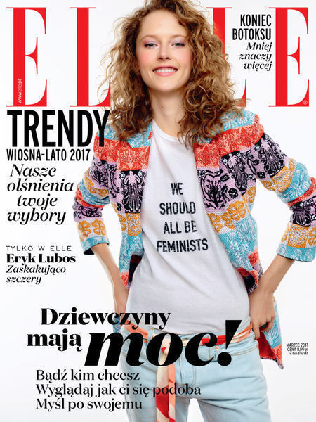 Elle Poland March 2017