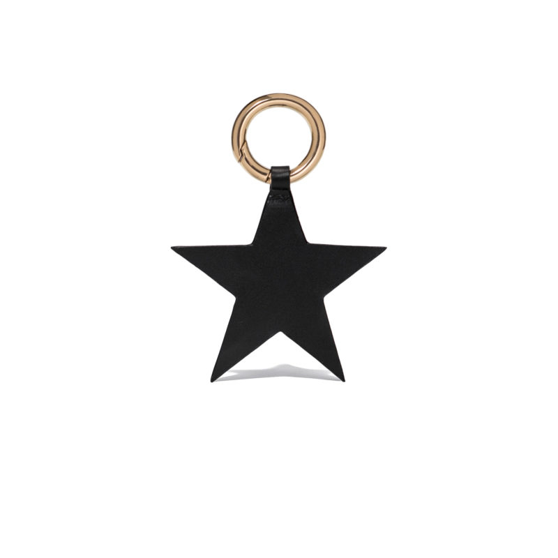 Personal Star Key Ring