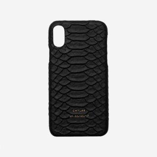 "iPhone Case ""Black Python"""
