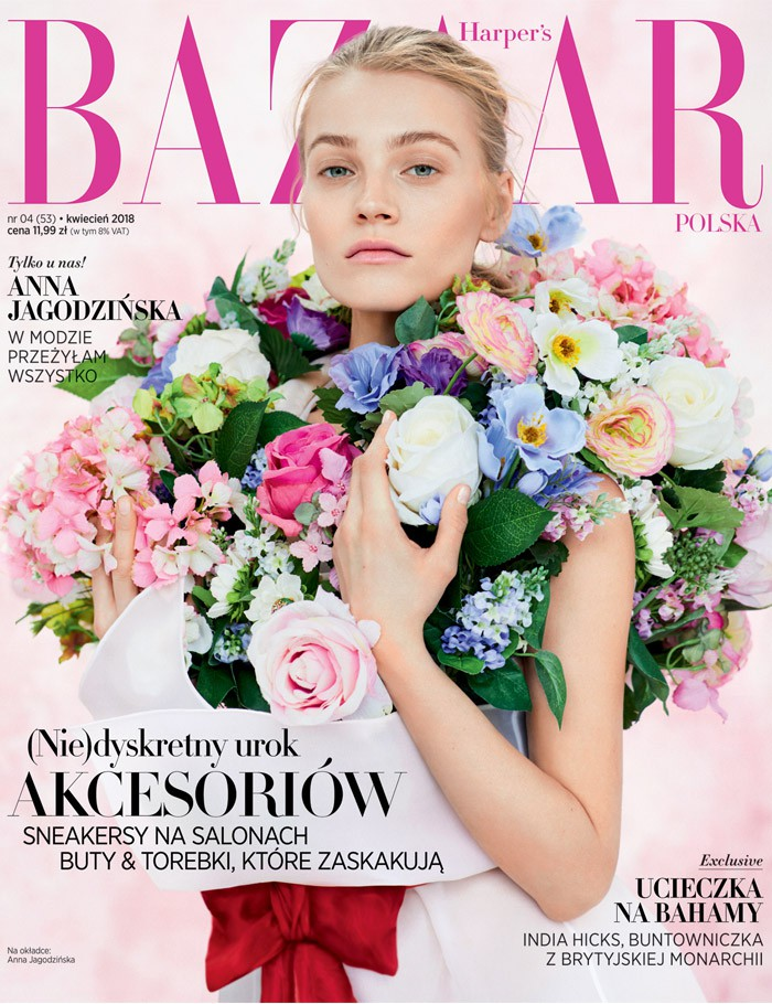 Harper's Bazaar Kwiecień 2018