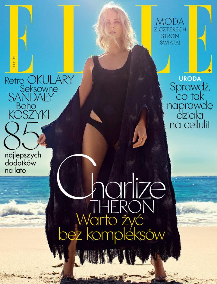 Elle June 2018