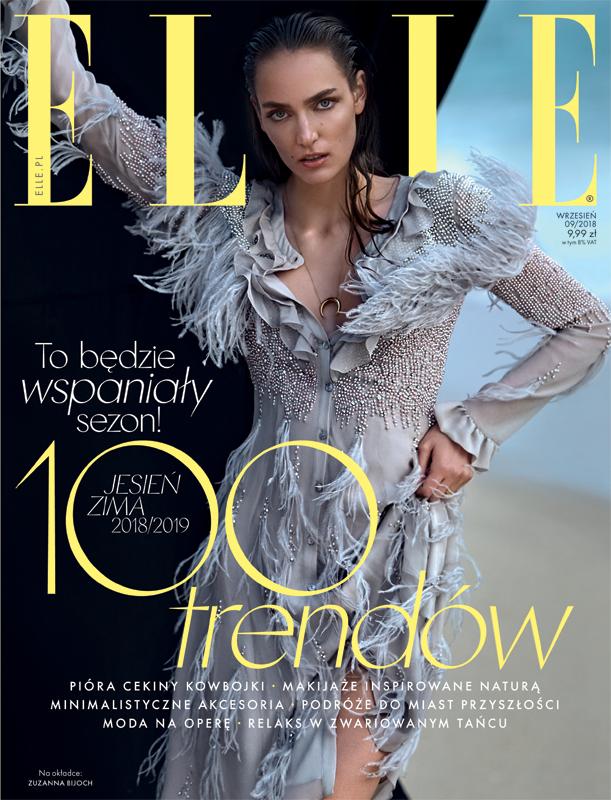 Elle September 2018