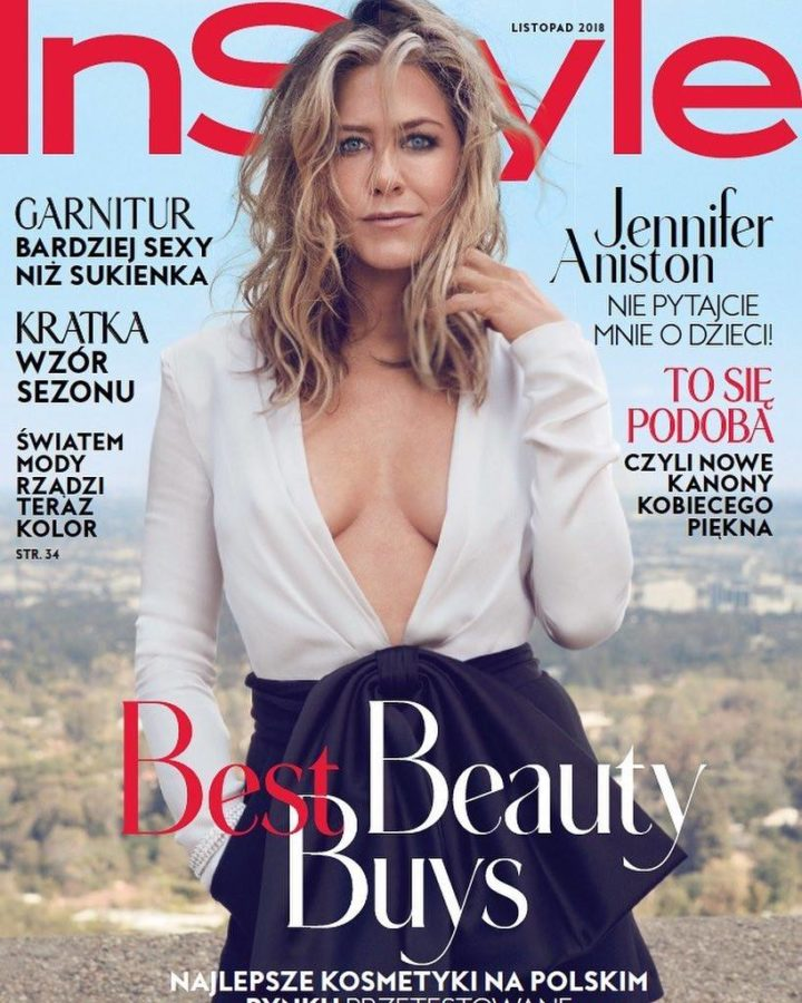 InStyle November 2018
