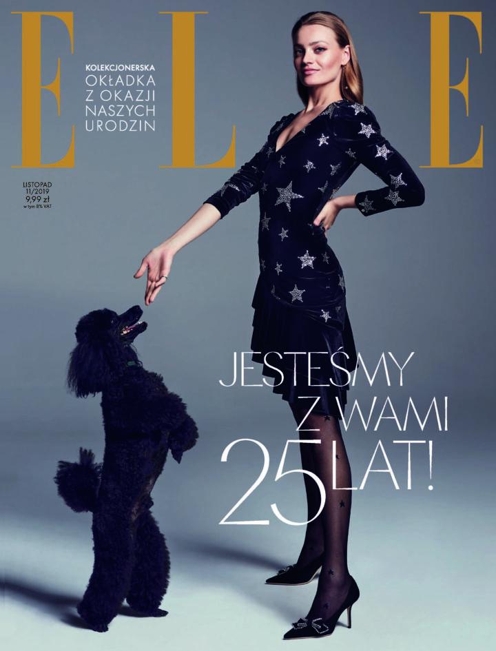 Elle Poland November 2019