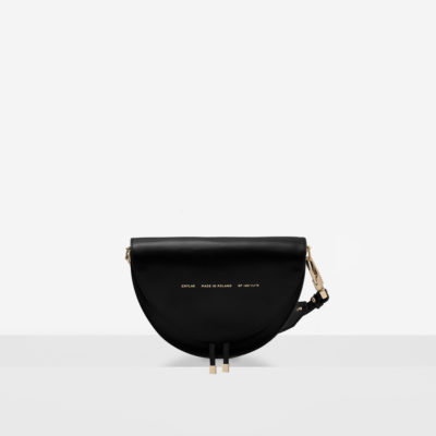 "Saddle Bag ""glossy black"""